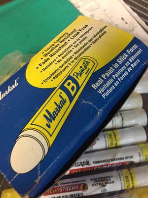 Markal B paintsik paintmarker paint stick for Sale in Lakewood, CA
