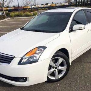 2007 Nissan Altima SE for Sale in Spokane, WA