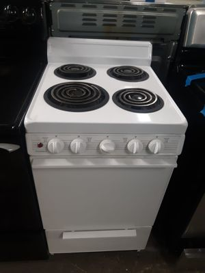 20in. Electric Stove in exelent condition for Sale in Baltimore, MD