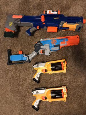 Nerf guns for Sale in Gig Harbor, WA