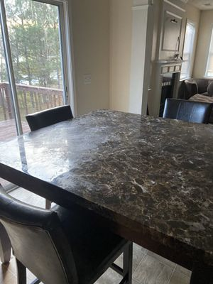 Marble table for Sale in Fairburn, GA