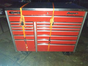 Snap on tool box for Sale in Moreno Valley, CA