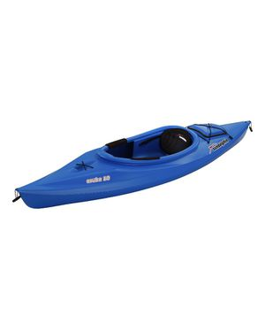 Sun Dolphin Aruba 10' Sit In Kayak, Paddle Included- blue for Sale in Rahway, NJ