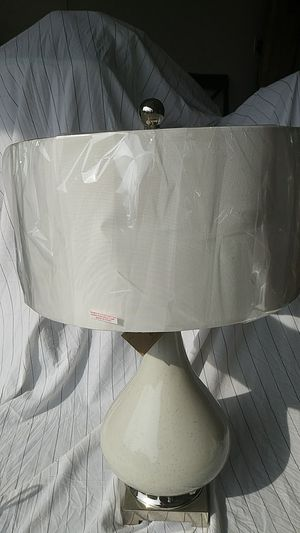 Uttermost Billy Moon table lamp 26768-1 for Sale in Reedley, CA