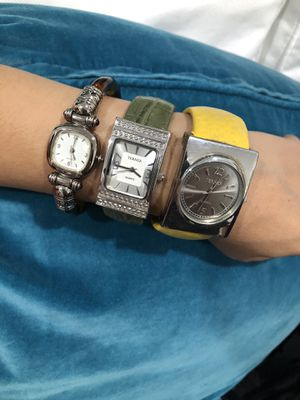 3 ladies watches for Sale in Lawndale, CA
