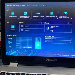 """15.6"""" ASUS i7-7th gen Touch Screen Laptop for Sale in Brooklyn, NY"""