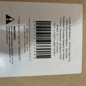 12x9 Rigid Mailer for Sale in Fullerton, CA