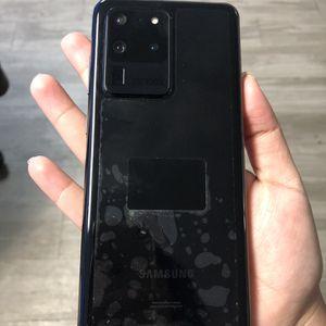 Galaxy S20 Ultra 5G FACTORY UNLOCKED for Sale in Dallas, TX