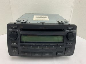OEM TOYOTA COROLLA RADIO 6 CD DISC CHANGER PLAYER OEM HEAD UNIT STEREO RECEIVER for Sale in Pelham, NH