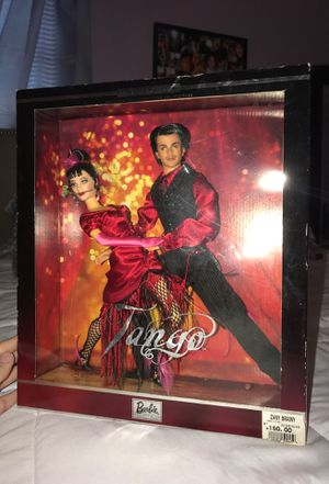 2002 limited edition tango Barbie for Sale in Tampa, FL