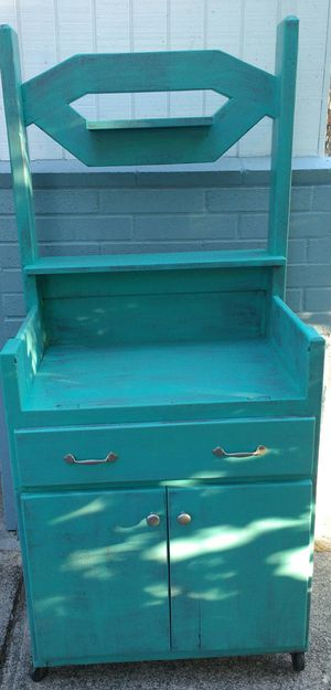 Cedar Coffee Cart Cabinet for Sale in Vancouver, WA