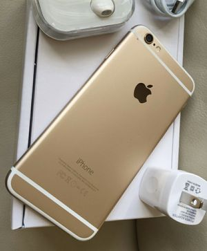 iPhone 6 plus 64 GB : Excellent Condition , Factory unlocked. for Sale in Springfield, VA