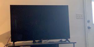 "LG UHD 49 "" smart tv for Sale in Mount Pleasant, MI"