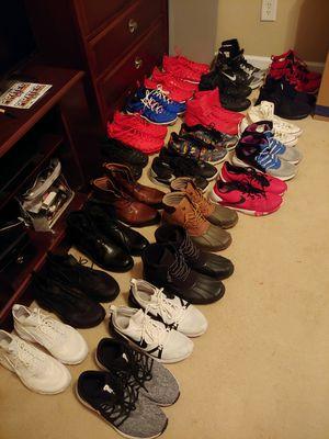 Nike/converse/puma/sperry boots/aldo boots for Sale in Lillington, NC