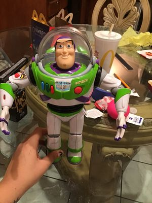 Buzz Lighter With Batteries Toy Story for Sale in San Bernardino, CA