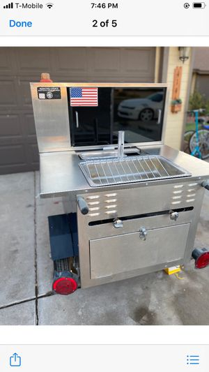 Hot dog cart in excellent condition for Sale in Phoenix, AZ