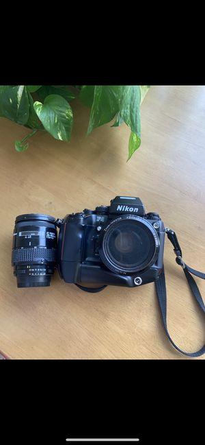 Nikon f4 35mm camera for Sale in Culver City, CA