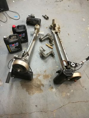 2 British Seagull Outboard Motors for Sale in Issaquah, WA