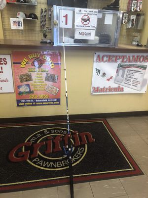 Shakespeare Fishing pole for Sale in Bakersfield, CA