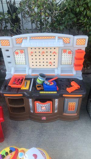 Step 2 kids workbench for Sale in Anaheim, CA