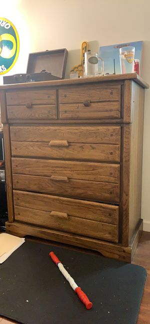 Wood Dresser for Sale in Los Angeles, CA