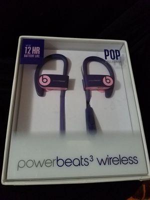 Powerbeats(3) Wireless-Beats by Dr. Dre for Sale in Glendale, AZ