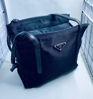 Authentic Prada Nylon Shoulder Bag for Sale in Carmel, IN