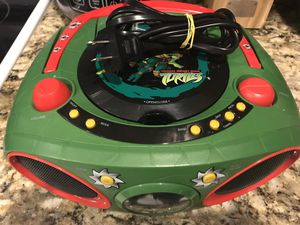 CD player with radio for Sale in Orlando, FL