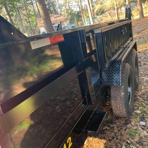 6x14 Dump Trailer for Sale in Camden, SC
