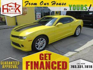 2015 Chevrolet Camaro for Sale in Manassas, VA