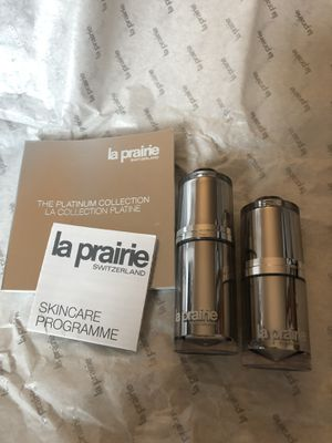 La Prairie Platinum Sample Collection for Sale in New York, NY