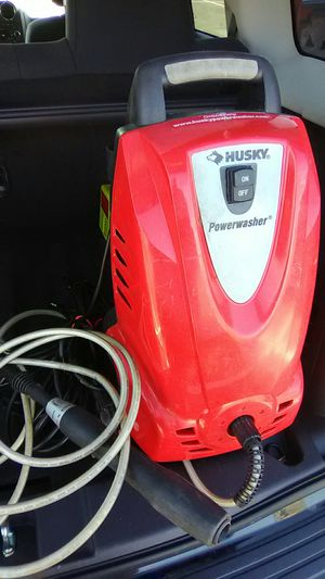 Electric power washer 40.00 or best offer for Sale in Timberville, VA