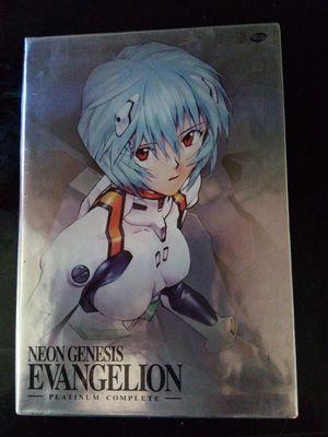 Neon Genesis evangelion anime for Sale in Heath, OH