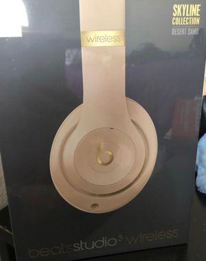 Brand New Authentic Beats Studio 3 Wireless Headphones for Sale in Mesa, AZ