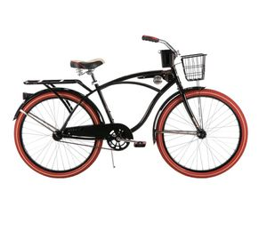 """HuffyNel Lusso 26"""" in Men's Cruiser Bicycle BLACK for Sale in Stone Mountain, GA"""