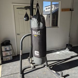 Boxing Heavy Bag And Speed bag for Sale in Los Angeles, CA
