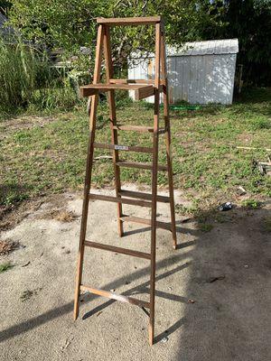 Werner W336 6ft ladder for Sale in Tampa, FL