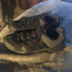 Adidas AX2 Hiking Trail Black Shoes Men's Size 9 for Sale in San Diego,  CA