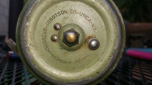 VINTAGE HORROCKS IBBOTSON CO. UTICA N.Y. MOHAWK FLY FISHING REEL NO.1106 for Sale in Mesa, AZ
