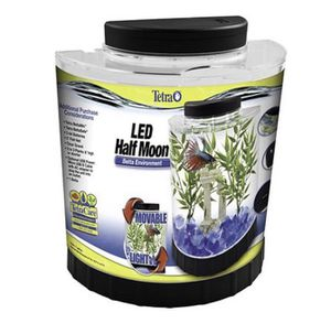 Light up fish tank and various aquarium accessories for Sale in Columbus, OH