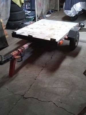 "Mini Utility trailer 48"" x 40"" for Sale in Bakersfield, CA"