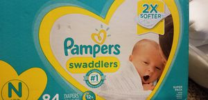 Pampers Swaddlers Diapers for Sale in Olmsted Falls, OH