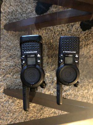 Motorola professional walkie talkie for Sale in Chapel Hill, NC