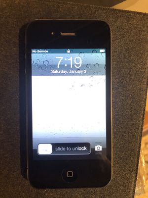 iPhone 4 for Sale in West Windsor Township, NJ