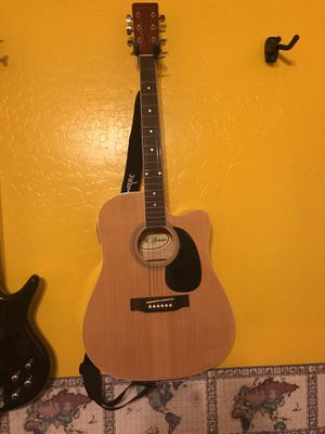 Jameson Acoustic Electric Guitar for Sale in Gilbert, AZ