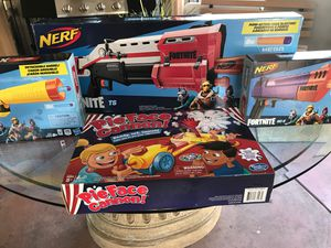 Nerf guns Toys for Sale in La Habra Heights, CA