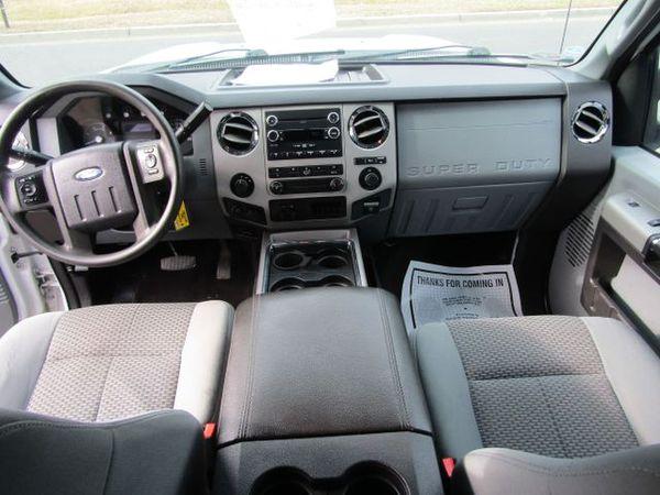 2015 Ford F250 Super Duty Super Cab