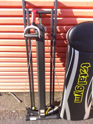 Total Gym Missing a Few Parts only $25 for Sale in Fife, WA