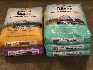 Natural Balance Dog Food for Sale in Turbotville, PA