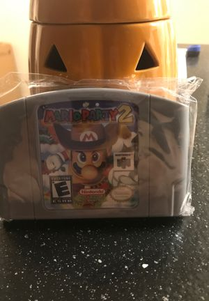 Nintendo 64 Mario Party 2 for Sale in Las Vegas, NV